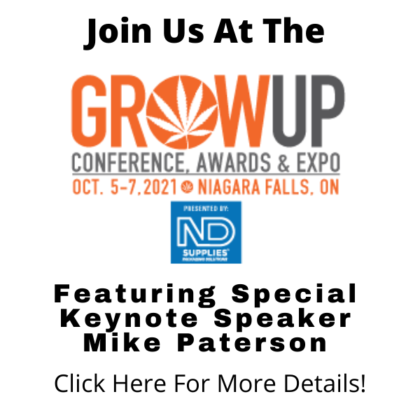 Grow up conference coming this October